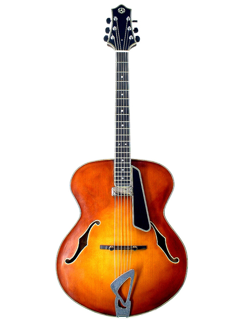 GD Armstrong Archtop